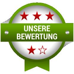 Das Testurteil für BWIN lautet: 4 Sterne.
