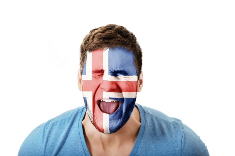 Em 2016 Island ist dabei