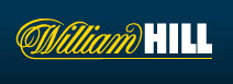 Sportwettenanbieter William Hill Logo