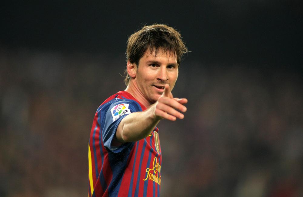 Lionel Messi ist aktuell der bestverdienende Fusssballer.