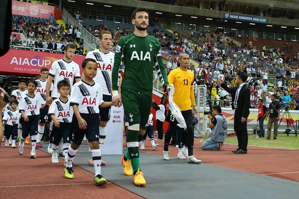 Hugo Lloris ist sowohl bei Tottenham Hotspur als auch bei der Nationalmannschaft Kapitän